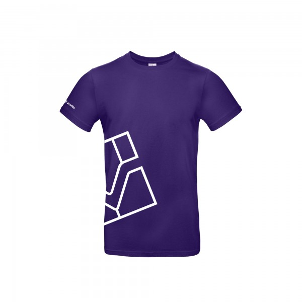 Kinder T-Shirt, violett